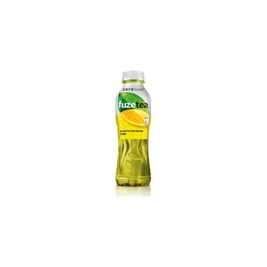 Fuzetea Zero zöld tea citrommal 0,5l