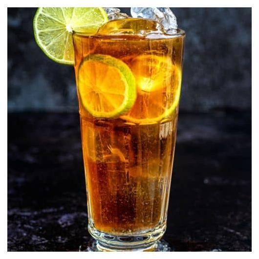 Fáma island ice tea