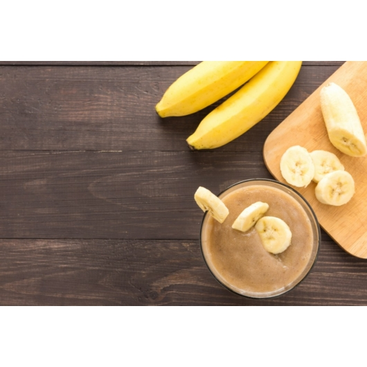 Nutellás-banános turmix