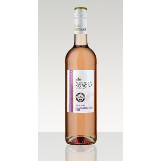Szent István korona-cabernet sauvignon rosé 0,1l