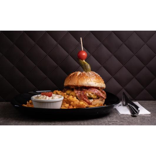 Fáma burger