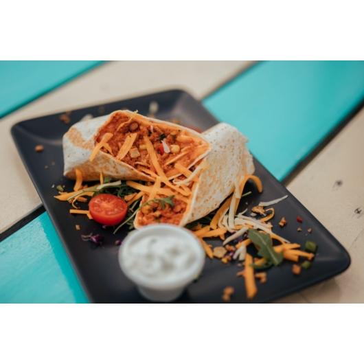 Mexikói burrito